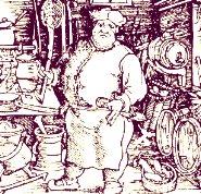 Beruehmte koeche und kochbuchautoren for Cuisinier karl marx